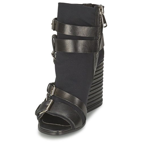 Zapatos Strategia Negro Bugnara Mujer Botines 2WeD9IYbEH