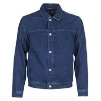 textil Hombre Chaquetas denim Tommy Jeans TJM STREET TRUCKER JKT Azul / Medium
