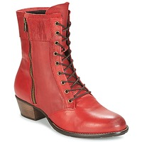 Zapatos Mujer Botines Dkode RONNIE Rojo