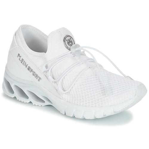 Zapatos promocionales Philipp Plein Sport KRISTEL Blanco  Venta de liquidación de temporada