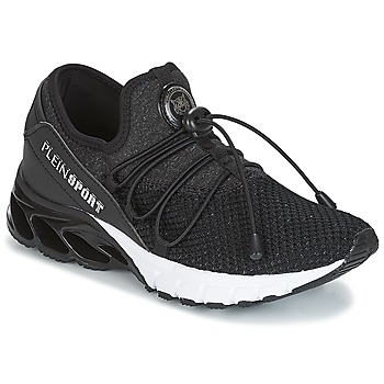 Zapatos Mujer Zapatillas bajas Philipp Plein Sport KRISTEL Negro