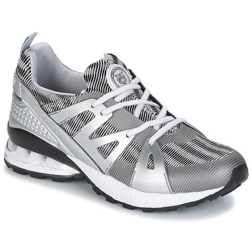 Zapatos promocionales Philipp Plein Sport ARLENIS Gris / Plata  Descuento de la marca