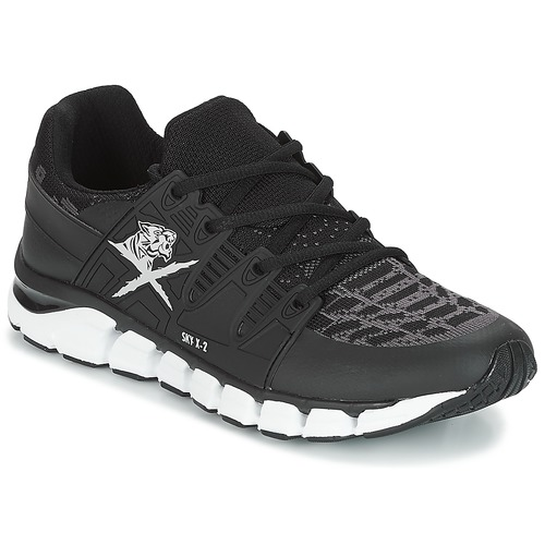 Zapatos especiales para hombres y mujeres Philipp Plein Sport SUNSHINE IS RISING UP Negro