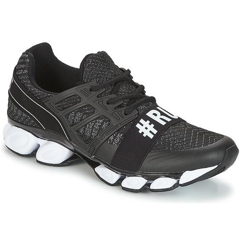 Zapatos especiales para hombres y mujeres Philipp Plein Sport U TURN ME ON LOVE Negro