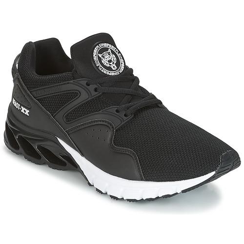 Zapatos especiales para hombres y mujeres Philipp Plein Sport KSISTOF Negro