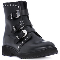Zapatos Niña Botas Cult ROSE BLACK Nero