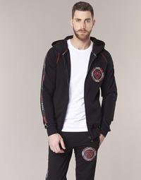 textil Hombre sudaderas Philipp Plein Sport FLY HIGH Negro