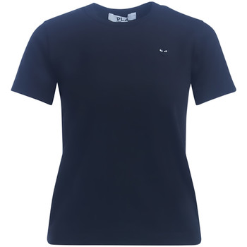 textil Mujer camisetas manga corta Comme Des Garcons T-Shirt  nera Negro
