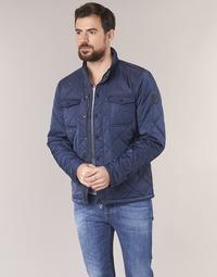 textil Hombre cazadoras Teddy Smith BOLVO Marino