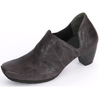 Zapatos Mujer Zuecos (Clogs) Think Think Anthrazit Capra Rustico