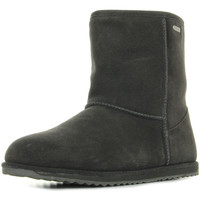Zapatos Mujer Botas EMU Bumby Lo Teens Charcoal Gris