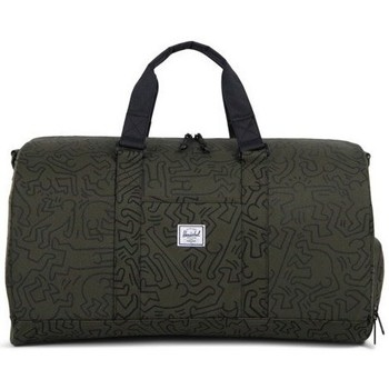 Bolsos Mochila de deporte Herschel Novel Duffle Forest Night Keith Haring Verde