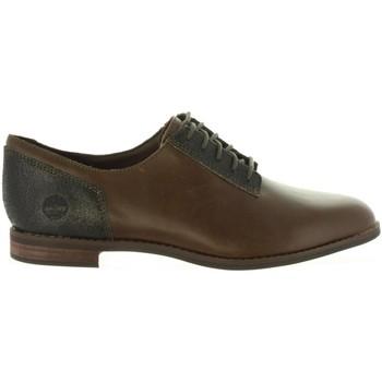 Zapatos Niño Derbie & Richelieu Timberland A1KM8 Negro
