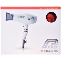 Belleza Tratamiento capilar Parlux Hair Dryer 385 Powerlight Ionic & Ceramic Red 1 u