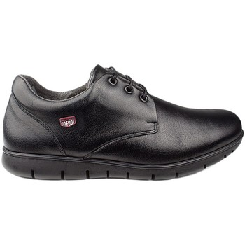 Zapatos Niño Derbie Onfoot S  BLUCHER PALA BÚFALO NEGRO