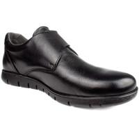 Zapatos Niño Mocasín Onfoot S  BLUCHER BÚFALO NEGRO