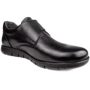Zapatos Niño Mocasín Onfoot ZAPATOS  BLUCHER VELCRO BÚFALO NEGRO