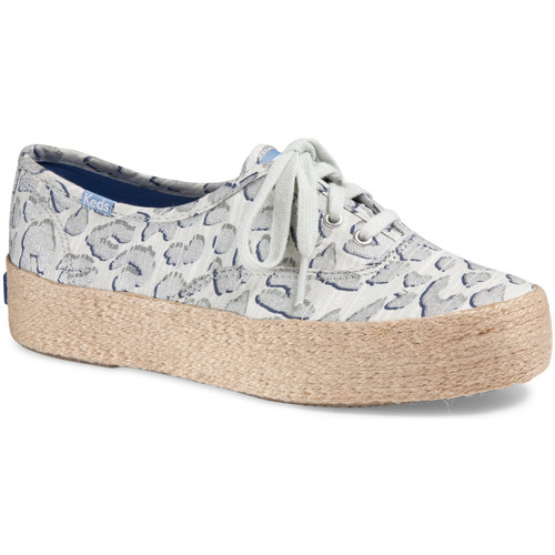 Zapatos Mujer Alpargatas Keds Leopard Triple Jute Otros