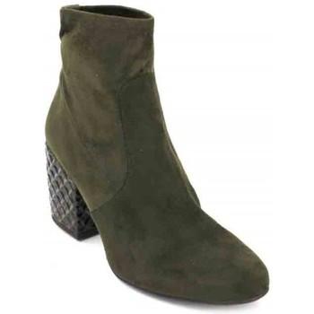 Zapatos Mujer Botines Pedro Miralles 29785 Botines de Mujer verde
