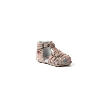 Zapatos Niña Sandalias GBB SAMIRA Vte / Rosa / Carne / Dpf / Zabou