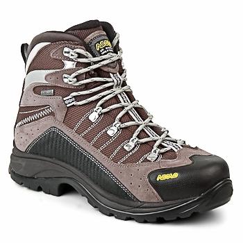 Zapatos Hombre Senderismo Asolo DRIFTER Gris / Marrón