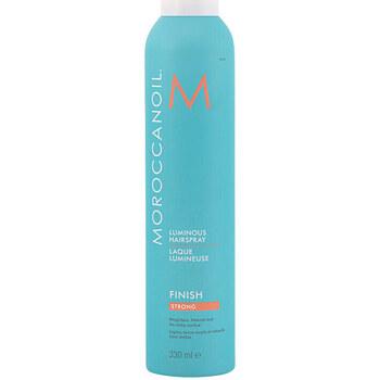 Belleza Acondicionador Moroccanoil Finish Luminous Hairspray Strong  330 ml