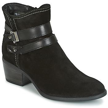 Zapatos Mujer Botines Tamaris ABERBER Negro
