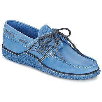 Zapatos Hombre Zapatos náuticos TBS GLOBEK Cobalto / Noche