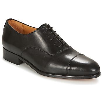 Zapatos Hombre Richelieu Brett & Sons FENOZEO Negro