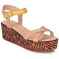 Zapatos Mujer Sandalias Paul & Joe Sister JENI Beige / Multicolor