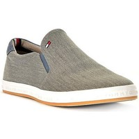 Zapatos Hombre Slip on Tommy Hilfiger Howell 2D2 Beige