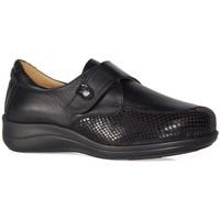Zapatos Mujer Derbie & Richelieu Calzamedi S  TEXTURE STRETCH W NEGRO