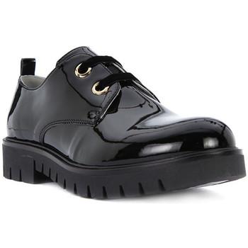 Zapatos Niña Zapatos náuticos Nero Giardini NERO GIARDINI  DIAMOND NERO Nero