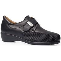 Zapatos Mujer Derbie Calzamedi S  STRETCH  W NEGRO
