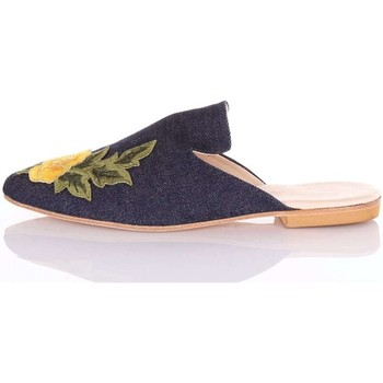 Zapatos Mujer Mocasín Gia Couture 038006 Mocasines Mujer Blue jeans Blue jeans