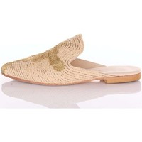 Zapatos Mujer Mocasín Gia Couture 008002 Mocasines Mujer Oro Oro