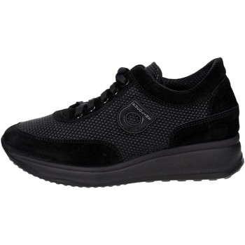 Zapatos Mujer Zapatillas bajas Agile By Ruco Line Agile By Rucoline  1304(5) Zapatillas De Deporte Bajas Mujer Neg Negro