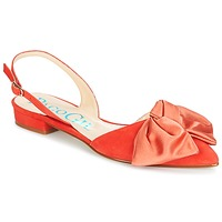 Zapatos Mujer Sandalias Paco Gil MARIE TOFLEX Rojo