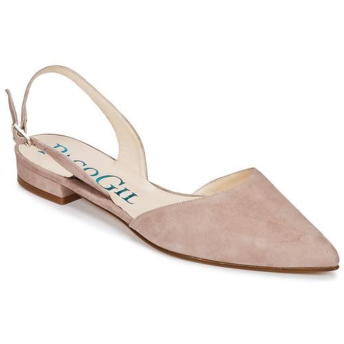 Zapatos Mujer Sandalias Paco Gil MARIE TOFLEX Nude