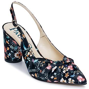 Zapatos Mujer Sandalias Paco Gil CLAIRE TOFLEX Negro