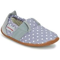 Zapatos Niña Pantuflas Giesswein Silz - Slim Fit Gris
