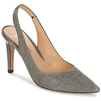 Zapatos Mujer Sandalias Perlato POLADINN Plateado