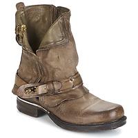 Zapatos Mujer Botas de caña baja Airstep / A.S.98  Marrón