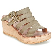 Zapatos Mujer Sandalias Airstep / A.S.98 NOA Kaki