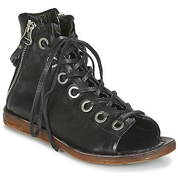 Zapatos Mujer Sandalias Airstep / A.S.98 RAMOS Negro