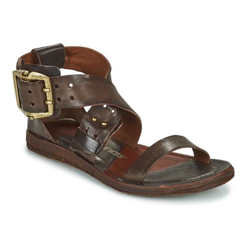 Airstep / A.S.98 RAMOS Marrón - Envío gratis | ! - Zapatos Sandalias Mujer