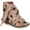 Zapatos Mujer Sandalias Airstep / A.S.98 RAMOS Rosa