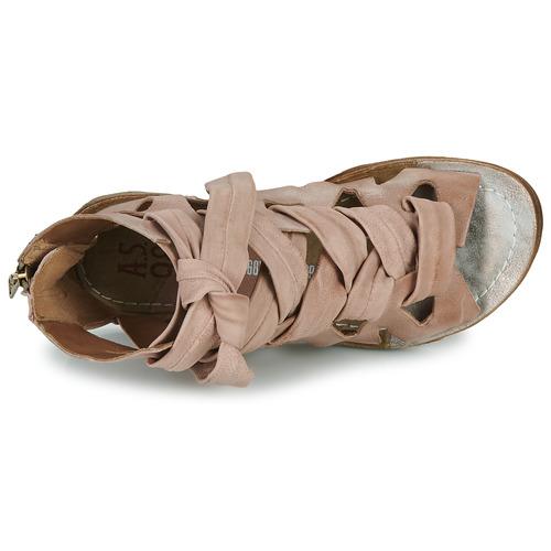 Casual salvaje Zapatos especiales Airstep / A.S.98 RAMOS Rosa
