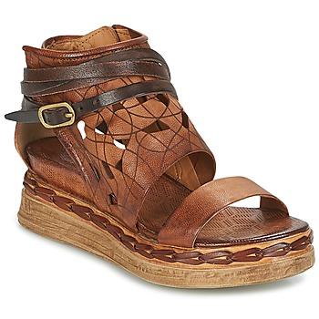 Zapatos Mujer Sandalias Airstep / A.S.98 LAGOS Marrón