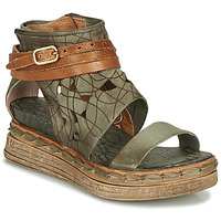 Zapatos Mujer Sandalias Airstep / A.S.98 LAGOS Kaki